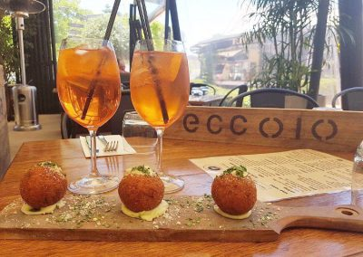 eccolo italian food take away